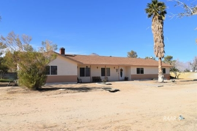 Inyo County, Kern County, Tulare County Single Family Home For Sale: 7775 Brown Rd