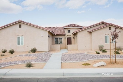 Inyo County, Kern County, Tulare County Single Family Home For Sale: 128 W Rancho Del Cerro