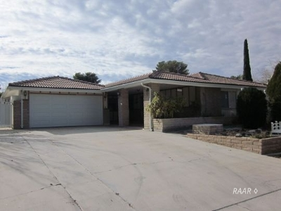 Inyo County, Kern County, Tulare County Single Family Home For Sale: 607 Trisha Ct