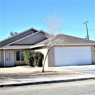 Inyo County, Kern County, Tulare County Single Family Home For Sale: 929 Porter St