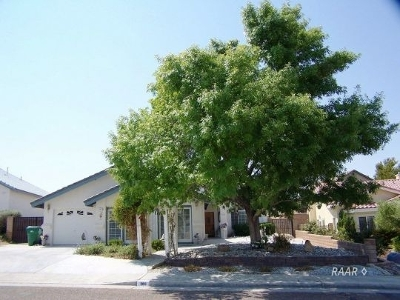 Inyo County, Kern County, Tulare County Single Family Home For Sale: 105 Cobria Pl