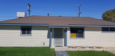 Inyo County, Kern County, Tulare County Single Family Home For Sale: 228 N Sanders St