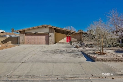 Inyo County, Kern County, Tulare County Single Family Home For Sale: 904 Sylvia
