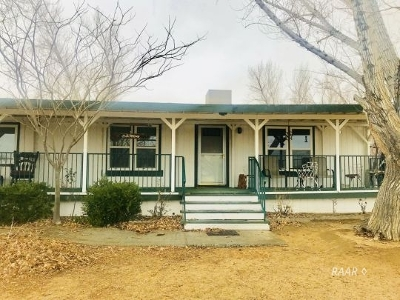 Inyo County, Kern County, Tulare County Single Family Home For Sale: 6621 Cactus Ave