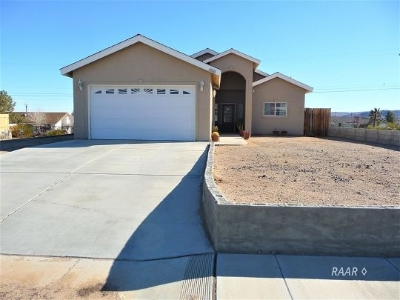 Inyo County, Kern County, Tulare County Single Family Home For Sale: 1616 S McCall St