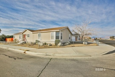Inyo County, Kern County, Tulare County Single Family Home For Sale: 1301 W Upjohn