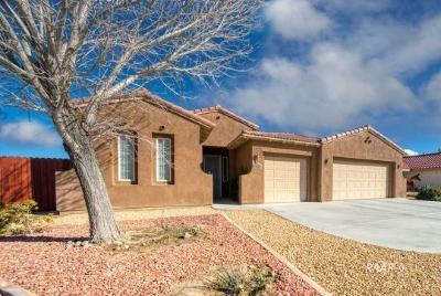 Ridgecrest Single Family Home For Sale: 718 Pinon Ct