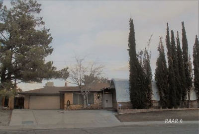 Inyo County, Kern County, Tulare County Single Family Home For Sale: 604 Las Posas St