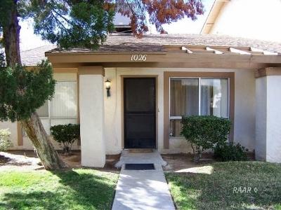 Inyokern, Ridgecrest Single Family Home For Sale: 1026 Peg St