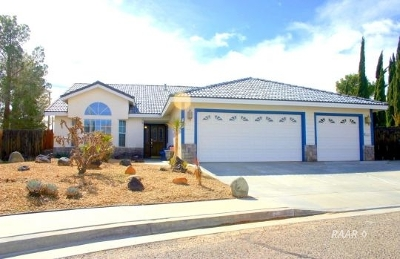 Inyo County, Kern County, Tulare County Single Family Home For Sale: 1217 Jennifer Ct