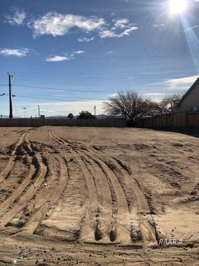 Inyokern, Johannesburg, Ridgecrest Single Family Home For Sale: 1636 S Mahan St
