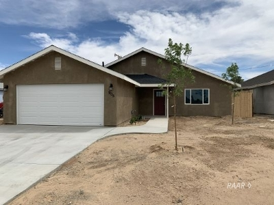 Inyokern, Johannesburg, Ridgecrest Single Family Home For Sale: 905 W Vulcan