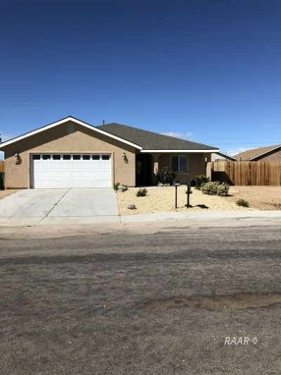 Inyo County, Kern County, Tulare County Single Family Home For Sale: 1609 Sims St