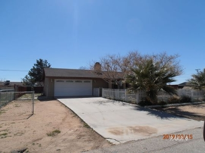 Inyo County, Kern County, Tulare County Single Family Home For Sale: 8136 Ironwood Ave