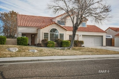 Inyo County, Kern County, Tulare County Single Family Home For Sale: 1220 Quail Way