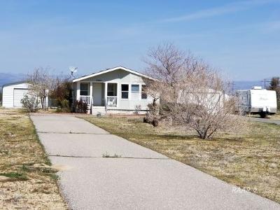 Inyokern Single Family Home For Sale: 6556 Casper Ave