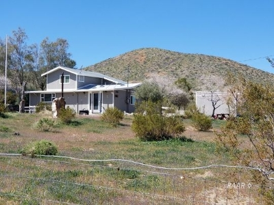 Inyo County, Kern County, Tulare County Single Family Home For Sale: 301 Johannesburg Ave