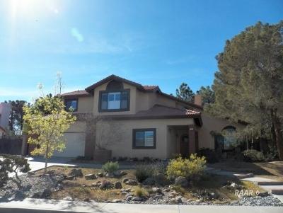 Ridgecrest Single Family Home For Sale: 305 W Cielo Ave