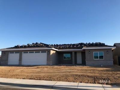 Ridgecrest Single Family Home For Sale: 1112 Marbella Dr
