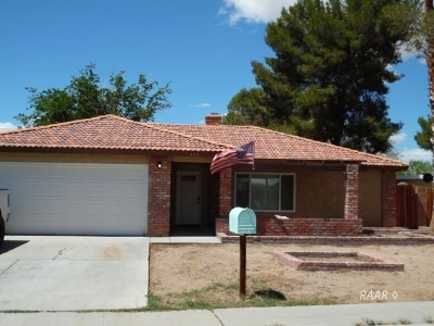 Inyo County, Kern County, Tulare County Single Family Home For Sale: 535 S Erin St