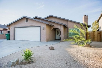 Inyo County, Kern County, Tulare County Single Family Home For Sale: 633 N Sunland Dr