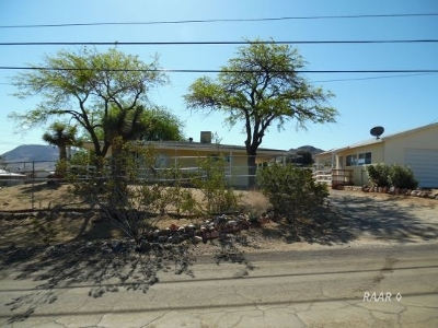 Inyo County, Kern County, Tulare County Single Family Home For Sale: 37416 Oompaul St