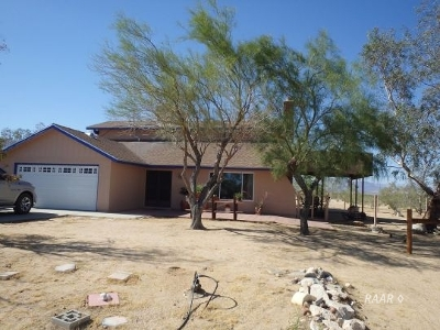 Inyokern Single Family Home For Sale: 8559 Panorama Trail Ave