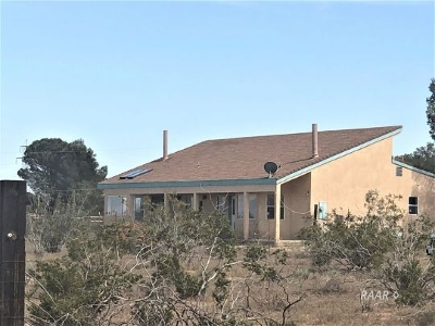 Inyo County, Kern County, Tulare County Single Family Home For Sale: 6257 Three Pines Canyon Rd
