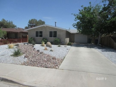 Inyo County, Kern County, Tulare County Single Family Home For Sale: 212 S Primrose St