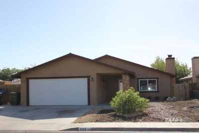 Inyo County, Kern County, Tulare County Single Family Home For Sale: 624 Lakeview