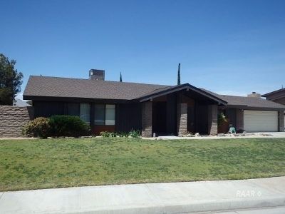 Inyo County, Kern County, Tulare County Single Family Home For Sale: 913 Randall St