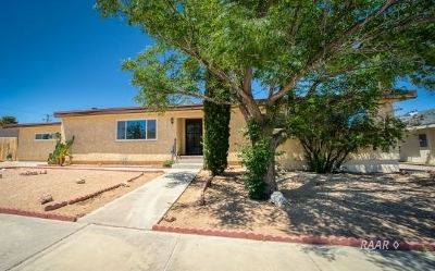 Inyo County, Kern County, Tulare County Single Family Home For Sale: 924 SW Burns Ave