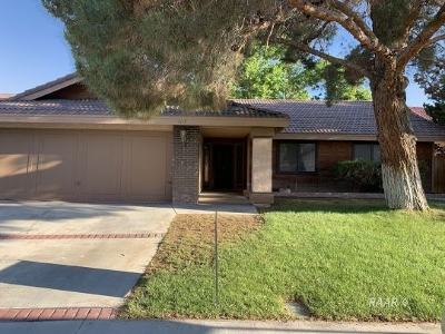 Inyo County, Kern County, Tulare County Single Family Home For Sale: 407 Mt McKinley Pl