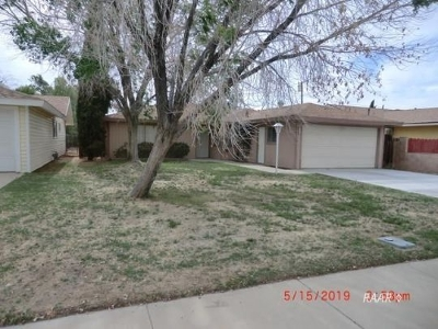 Inyo County, Kern County, Tulare County Single Family Home For Sale: 229 Rancho St