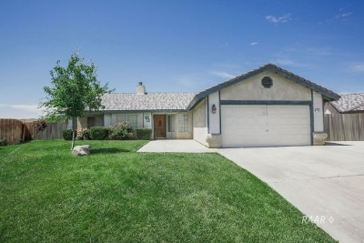 Inyo County, Kern County, Tulare County Single Family Home For Sale: 1229 Ann Ct
