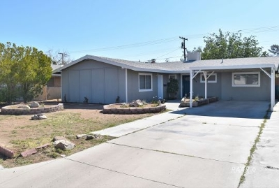 Inyo County, Kern County, Tulare County Single Family Home For Sale: 428 Lenore St