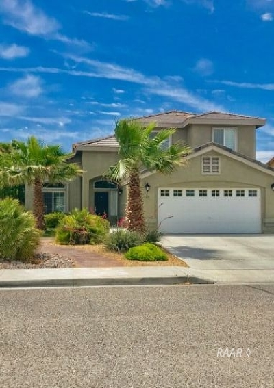 Inyo County, Kern County, Tulare County Single Family Home For Sale: 715 Valarie St