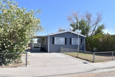 Inyo County, Kern County, Tulare County Single Family Home For Sale: 328 W Moyer St