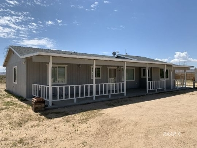 Inyokern Single Family Home For Sale: 118 Pluto