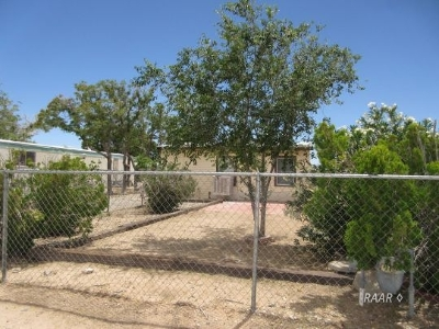Inyokern Single Family Home For Sale: 6751 Mountain View Ave