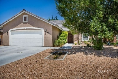 Inyo County, Kern County, Tulare County Single Family Home For Sale: 630 Pinon Ct