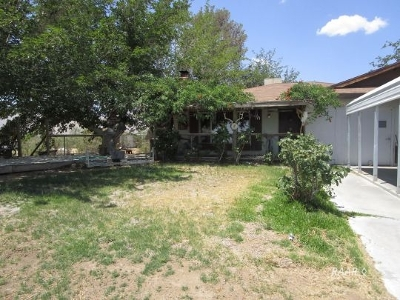 Inyokern Single Family Home For Sale: 7033 Brown Rd