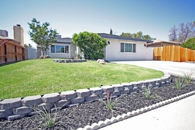 Inyo County, Kern County, Tulare County Single Family Home For Sale: 617 W Joyner Ave