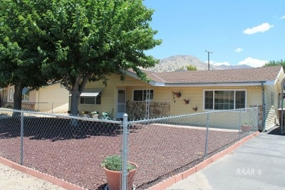Inyo County, Kern County, Tulare County Single Family Home For Sale: 2508 Scovern St