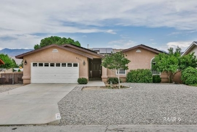Inyo County, Kern County, Tulare County Single Family Home For Sale: 6521 Dogwood Ave