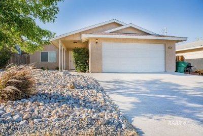 Inyo County, Kern County, Tulare County Single Family Home For Sale: 910 W Dolphin Ave