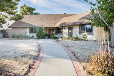 Inyo County, Kern County, Tulare County Single Family Home For Sale: 812 Lynn Way
