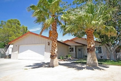 Inyo County, Kern County, Tulare County Single Family Home For Sale: 720 Lakeland St.