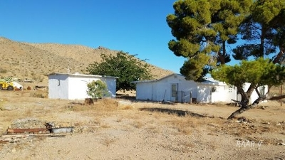 Inyo County, Kern County, Tulare County Single Family Home For Sale: 5001 S Tor