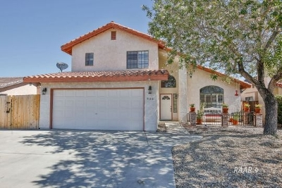 Inyo County, Kern County, Tulare County Single Family Home For Sale: 926 Conejo